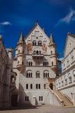 Germany bavaria alps travel Stock Photo