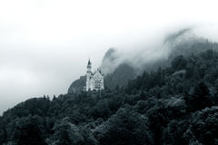 Germany, Bavaria, chateau Royalty Free Stock Photography