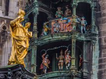Germany, bavaria, munich Royalty Free Stock Image
