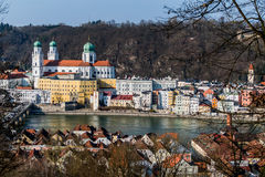Germany, bavaria, passau Royalty Free Stock Photo