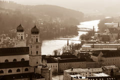 Germany, bavaria, passau Royalty Free Stock Photography