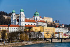 Germany, bavaria, passau Royalty Free Stock Photos