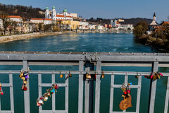 Germany, bavaria, passau Stock Photo