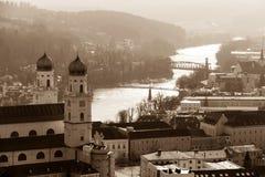Germany, bavaria, passau Royalty Free Stock Images