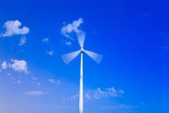 Germany, Bavaria, wind wheels Stock Photography