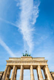 Germany, Berlin - Brandenburg Gate Stock Photos