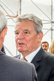 GERMANY, BERLIN, 12 MAY 2015 - Joachim Gauck Germanys President Royalty Free Stock Photography