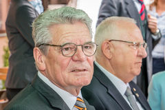 GERMANY, BERLIN, 12 MAY 2015 - Joachim Gauck Germanys President Stock Photography