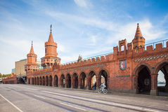 Germany, Berlin - Oberbaum Bridge Royalty Free Stock Images
