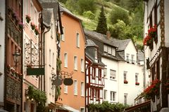 Germany - Bernkastel stock photos