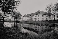 Germany - Oranienburg - Havel stock image