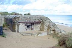 Free Germany Bunker WW2 ,Utah Beach. Stock Photo - 57352830
