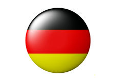 Germany button Stock Photos