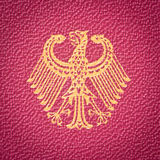 Germany coat of arms Royalty Free Stock Photography