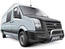 Germany commercial vehicle Stock Photo