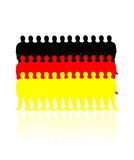 Germany concept Stock Photography