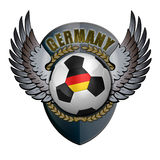 Germany crest Royalty Free Stock Photo