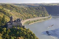 germany dolina Rhine obraz stock