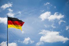 Germany or Federal Republic of Germany, nation flag Royalty Free Stock Images