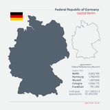 Germany Royalty Free Stock Photography
