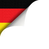 Germany flag Stock Photos