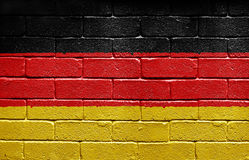 Germany flag Stock Image