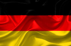 Germany Flag Royalty Free Stock Image
