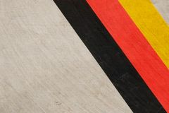 Germany flag background Royalty Free Stock Photos
