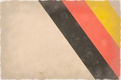 Germany flag background Stock Image