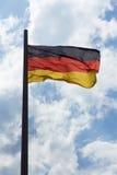 Germany flag Royalty Free Stock Photos