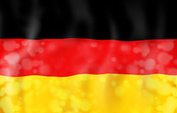 Germany 65 Flag Design Royalty Free Stock Photos
