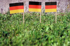 Germany flag Royalty Free Stock Images