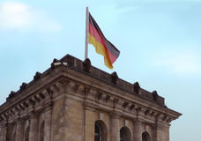 Germany flag Stock Images