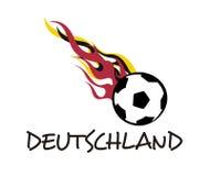 Germany football Stock Image
