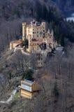 germany grodowy hohenschwangau Zdjęcia Royalty Free
