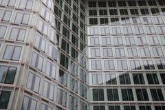 Germany, Hamburg, Office buildings, glass facades Royalty Free Stock Photo