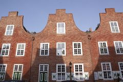 germany holenderska ćwiartka Potsdam zdjęcie royalty free