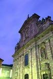 germany kościelny jesuitenkirche Heidelberg obrazy royalty free