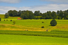Germany  Landscape Royalty Free Stock Photos