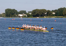Germany men's eight (M8+) Stock Images