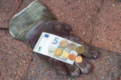 Germany minimum wage increase royalty free stock photo