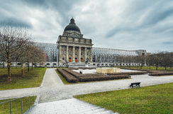 Germany, Munich. Office of Bavaria. Stock Photo