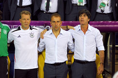 Germany national soccer team manager Joachim Low Stock Images