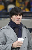 Germany national team head coach Joachim Low Royalty Free Stock Image