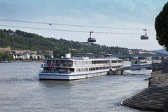 Germany, North Rhine-Westphalia, Koblenz Royalty Free Stock Image