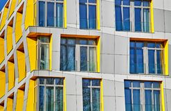 Office building landscape archtecture germany europe. Germany Office architecture building europe Stock Image