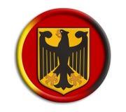 germany olympics shield 免版税库存照片