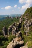 germany parkowy Saxony Zdjęcie Stock
