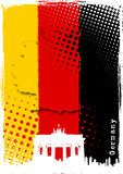 Germany poster Stock Images
