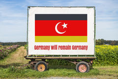 Germany remains Stock Photo